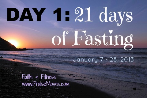 21 Days of Fasting – Delight in the Lord (instead of food