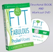 40 days to Fit & Fabulous with PraiseMoves