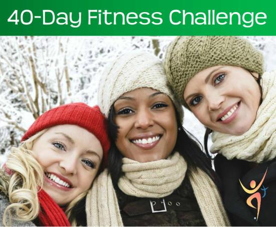40 day challenge ladies