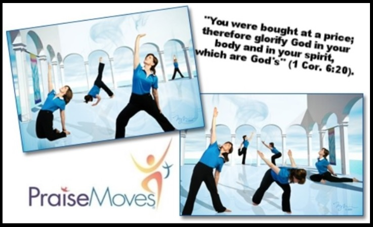 PraiseMoves or Stretching?