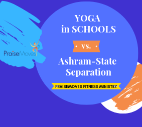 Yoga in Schools vs. Ashram-State Separation