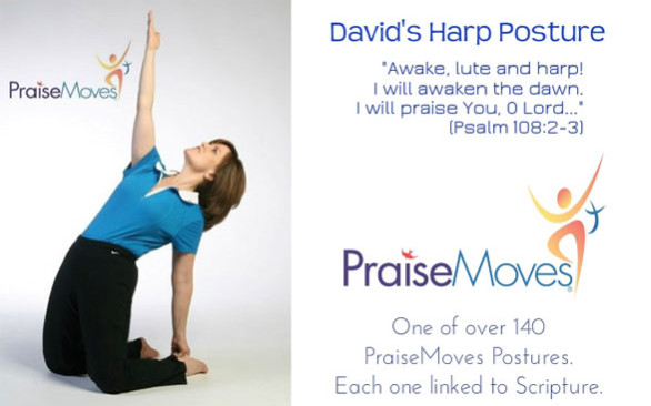 PraiseMoves: Christian Yoga Alternative