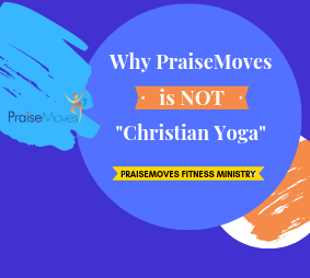 Why We are NOT Christian Yoga