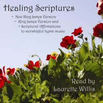 Healing Scriptures Downloadable MP3s