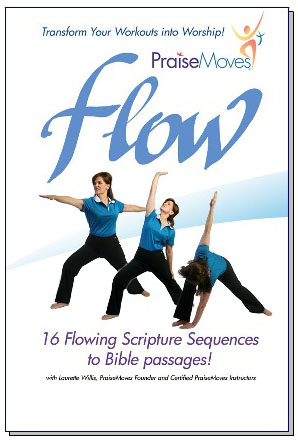 PraiseMoves Flow Downloadable MP4s & eBook