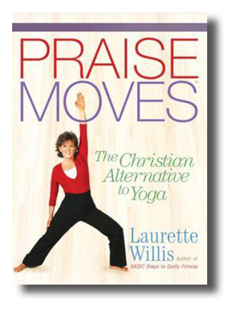 Downloadable PraiseMoves MP4s & eBook featuring Laurette Willis