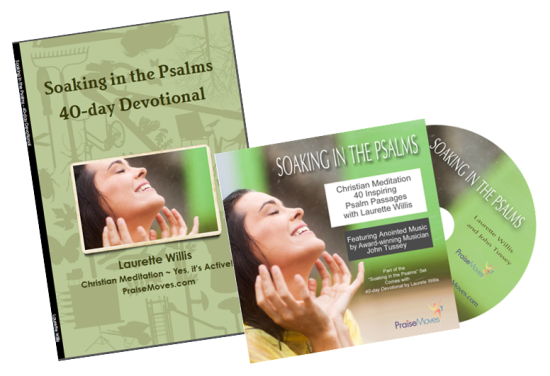Soaking in the Psalms - Downloadable MP3 & eBooks
