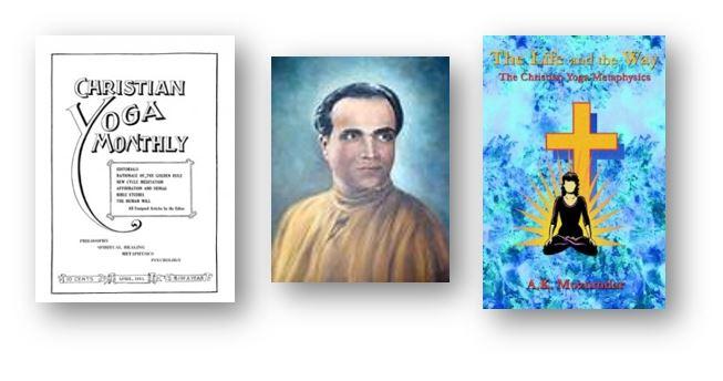 "Meet the Hindu Founder of ""Christian Yoga"""