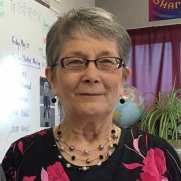 Prince Edward Island: Mary Baglole, RHN, CPI
