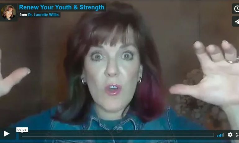 How to Renew Your Youth and Strength