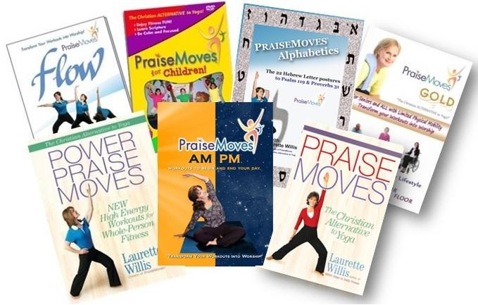PraiseMoves Streaming Gift Card