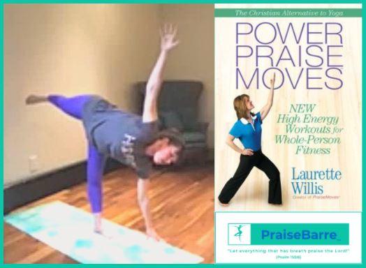 Power PraiseMoves + PraiseBarre Class